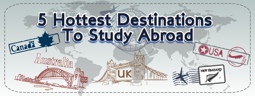 Top Study Abroad Destinations