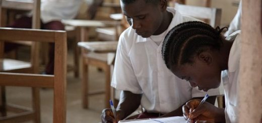 sample picture for students preparing for WASSCE -WAEC